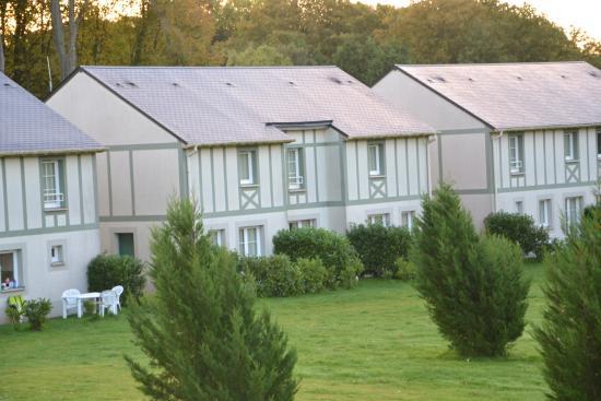 Residence Goelia Les Portes d'Etretat: logements