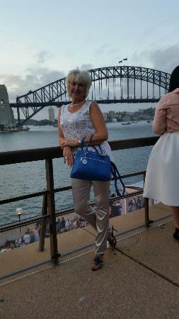 Harbour Bridge. Sydney