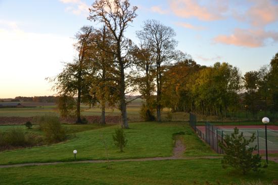 Residence Goelia Les Portes d'Etretat: vue de la chambre
