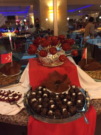Saphir Resort & Spa: Türkischer Abend
