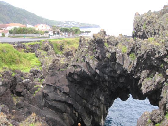 Arco Natural de Velas: Арка