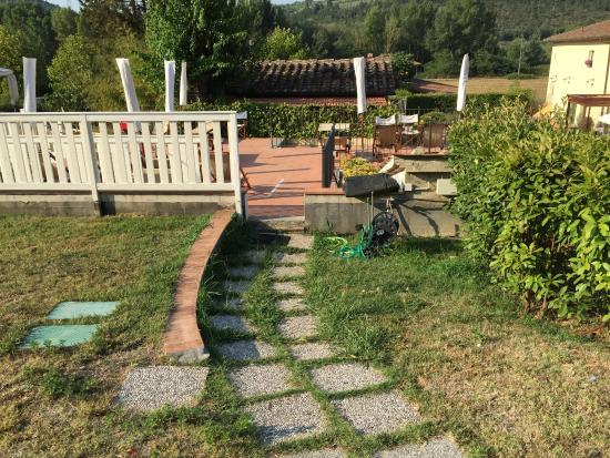 Ginestra Fiorentina, Włochy: Onverzorgd tot en met