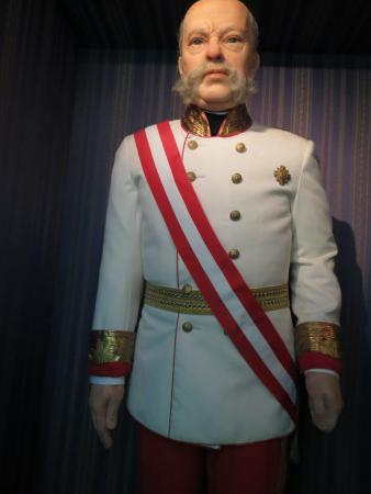 Karlstejn, Republik Ceko: wax figurines