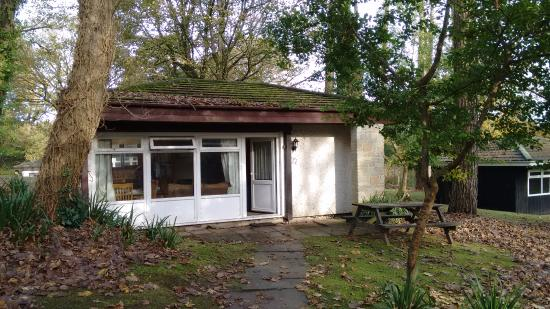 St. Ives Holiday Village: Silver 2-bed bungalow