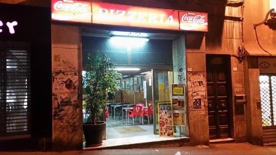 La Pizzeria - Via Manno