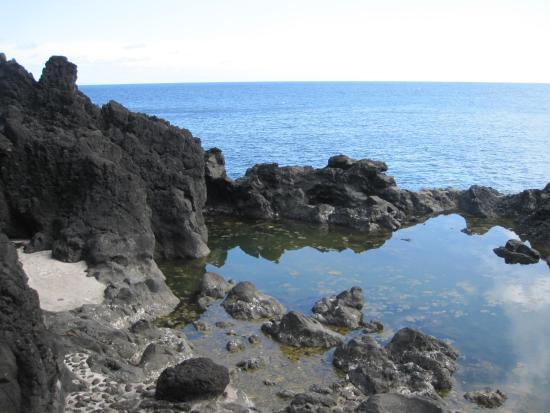 Velas, Portugal: Природный пляж