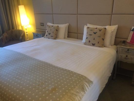 The House Hotel : Le lit king size