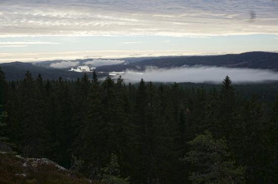 Herajarvi Hiking Trail: Lake Jero