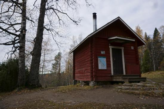 Herajarvi Hiking Trail: Ikolanaho rental cabin