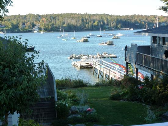 Lindenwood Inn : View from Top Sail