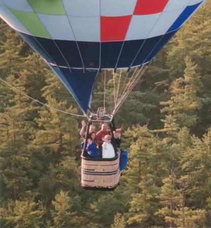 CT Ballooning