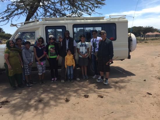Antony Adventure Tours Kenya Safaris - Day Tours : Masai Mara National Park