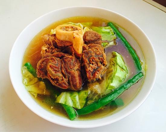 Picture of jaytee 39 s filipino cuisine for Cuisine in tagalog