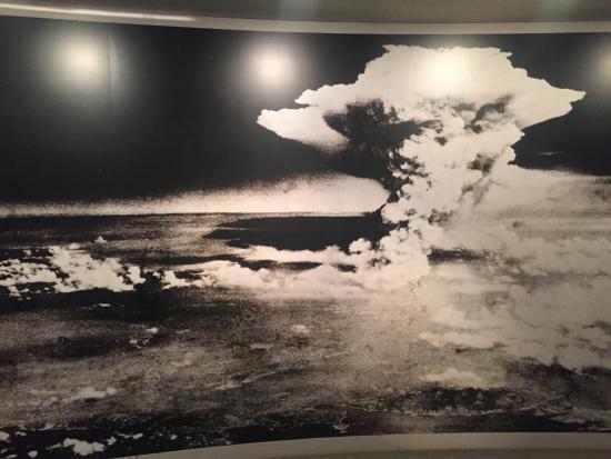 Foto dellesplosione - Hiroshima National Peace Memorial Hall for the Ato...
