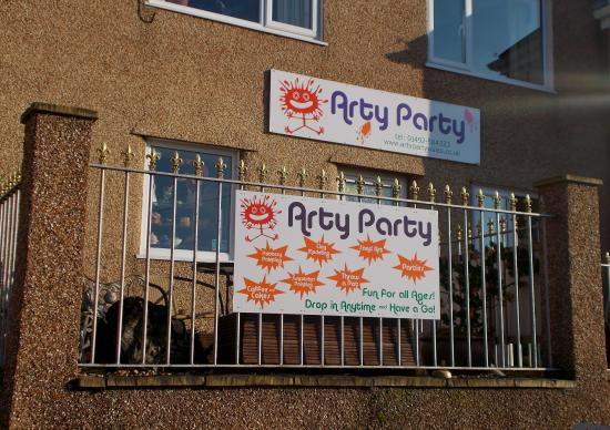 Arty Party, Glan Conwy