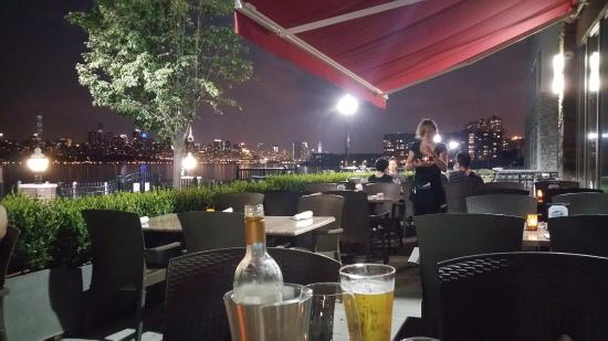 Haven Riverfront Restaurant And Bar View