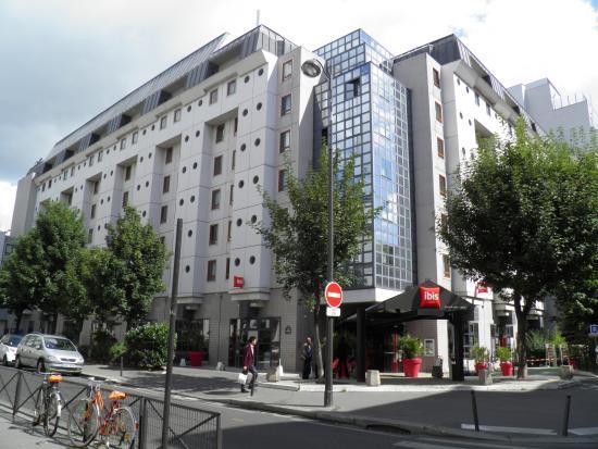 Hotel foto di ibis bastille opera parigi tripadvisor for Bastille hotel