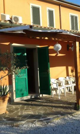 Santa Maria a Monte, Italië: ingresso appartamento