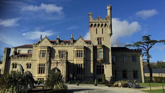 Донегал, Ирландия: Castle Reception