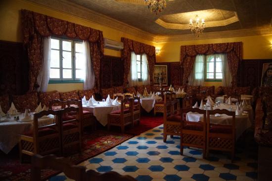Kasbah Asmaa: restaurant