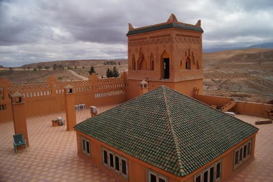 Kasbah Asmaa: rooftop