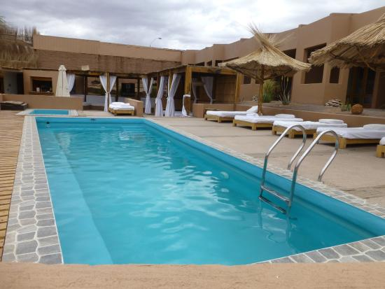 Hotel Noi Casa Atacama: outdoor pool