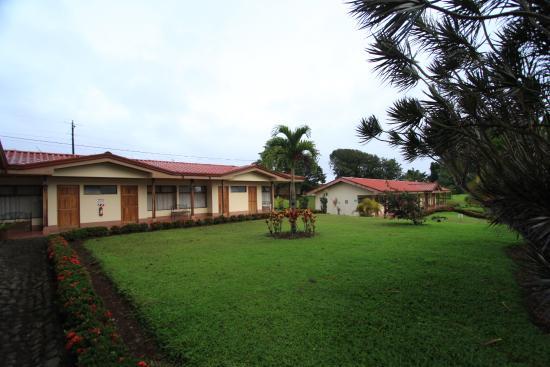 Termales del Bosque: Motel