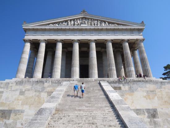 06.10.2012 - Walhalla Memorial (inside), near Regensburg ... |Inside Walhalla Memorial
