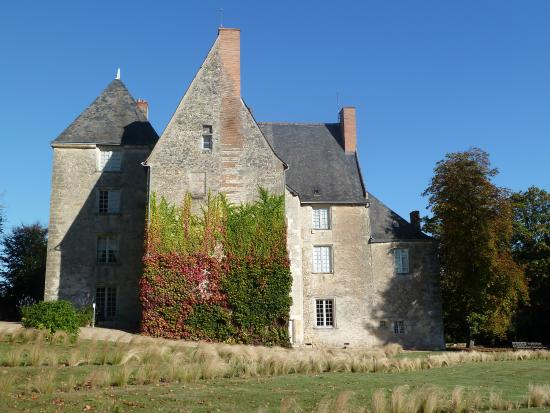 Sache, Francia: VUE GENERALE