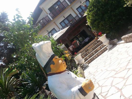 Silo, Croacia: Küchenchef??? :-D