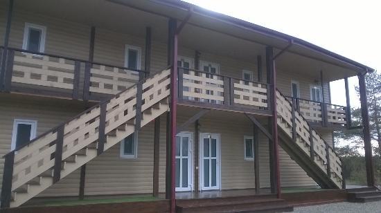 Health Resort Lago-Naki: Новый дом