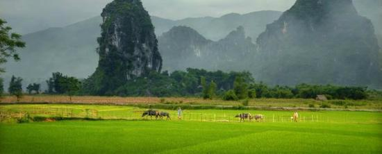 Hoa Binh Province, Vietnam: Ngoc Son