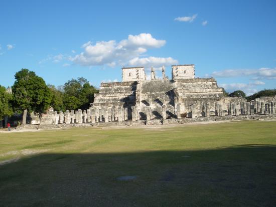 Chichen Itza Walking Tour
