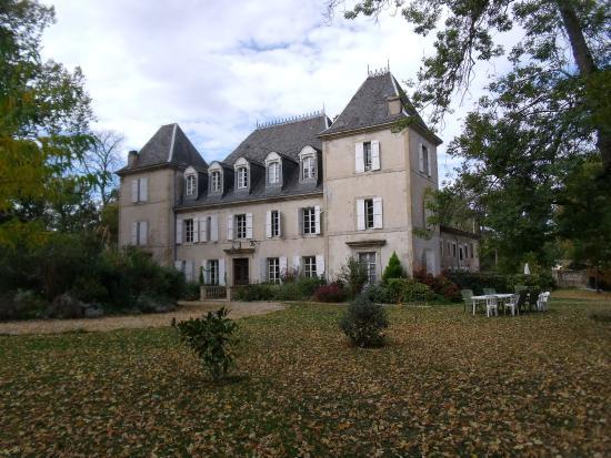 Cambounet-Sur-le-Sor, Francia: Chateau