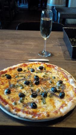 Piano Piano: Pizza sicilienne