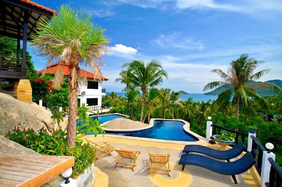 Villa SeaViewGarden