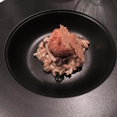 Thurlestone, UK: Risotto starter