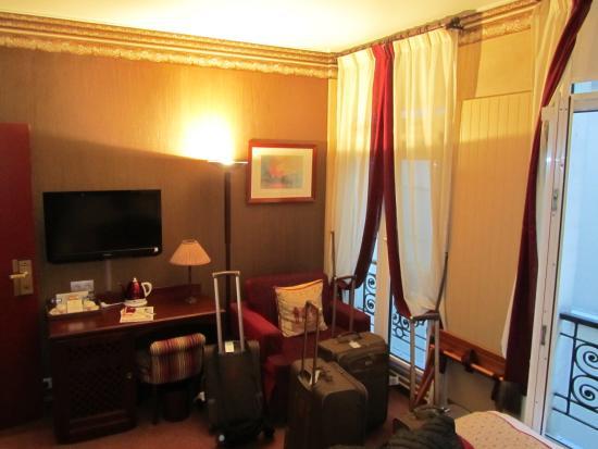 Hotel Britannique: Room 2