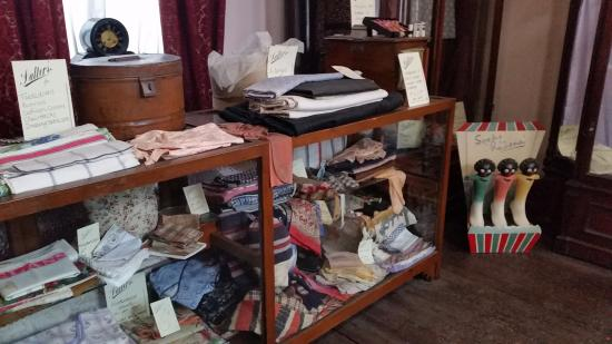 Museum of Lincolnshire Life: The Haberdashery