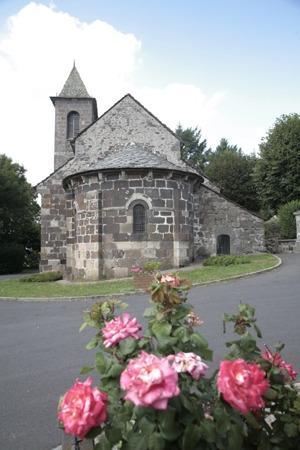 Moussages, فرنسا: Église Saint-Barthélemy, moussages