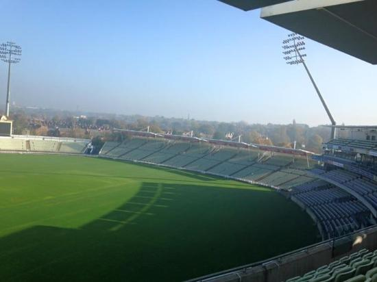 View From Skyline Terrace Picture Of Edgbaston Cricket
