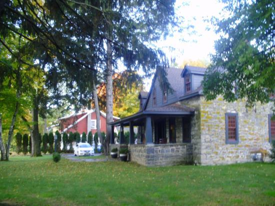 Stone Ridge, NY: The Blue Willow