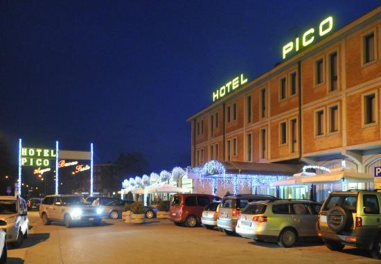 Hotel Pico: Esterno