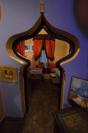 Aladdin: Decoración interior