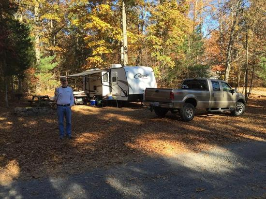 Heavenly Acres Campground : Site 8