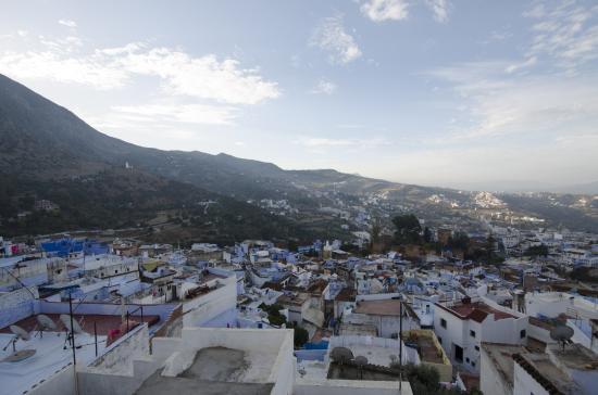 Casa La Palma : Vistas desde la terraza superior