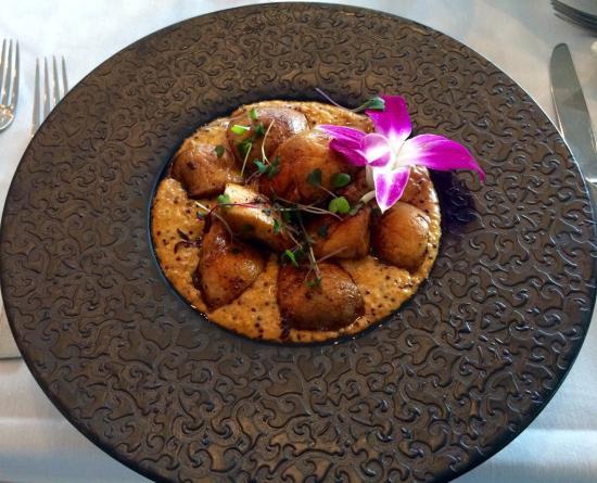 Bay Harbor Islands, FL: Quinotto risotto with Quinoa ...excellent flavors!