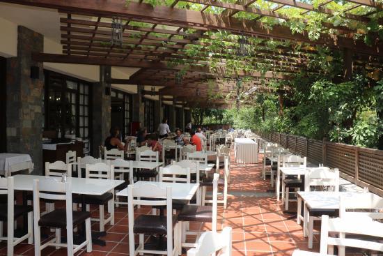 Apollonia Beach Resort & Spa: Restaurant principal