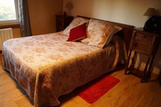 La Gomerie : La chambre