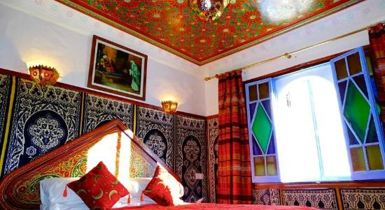 Riad Rifandalus Hotel : Suite Marrakech